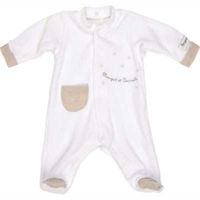 Pyjama chaud Nougat et Cannelle (Prématuré)  par Nougatine