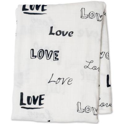 Maxi lange Love (120 x 120 cm)  par Lulujo