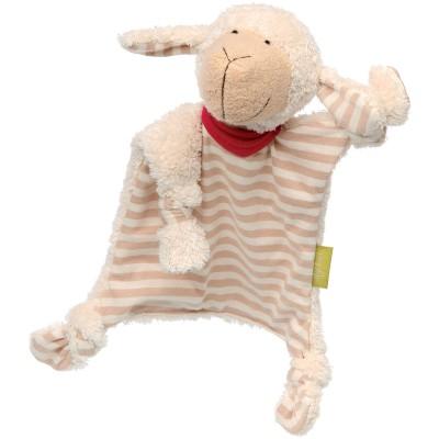 Doudou plat mouton Green Sigikid