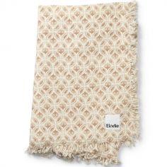 Couverture en coton froissé Sweet Date (70 x 100 cm)