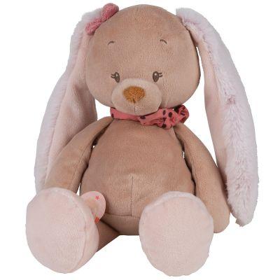 Peluche Pauline le lapin (32 cm)  par Nattou