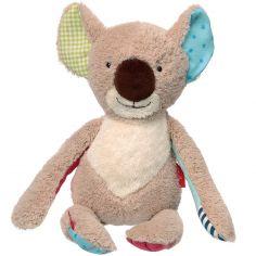 Peluche Koala Patchwork Sweety (33 cm)