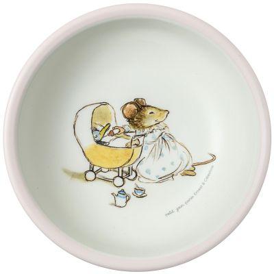 Bol Ernest et Célestine rose  par Petit Jour Paris