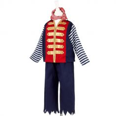Déguisement de pirate Hendrick (3-4 ans)