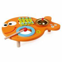 Maurice le poisson musical 3 en 1  par Scratch