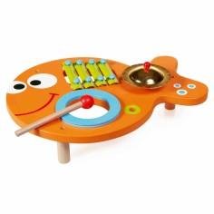 Maurice le poisson musical 3 en 1