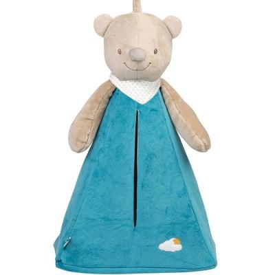 Range-pyjama Basile l'ours  par Nattou