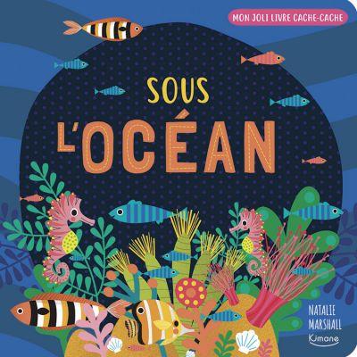Livre cache-cache Sous l'océan  par Editions Kimane