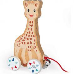 Jouet à tirer Sophie la girafe