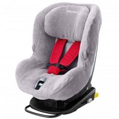 Housse en éponge grise pour siège-auto MiloFix collection 2015