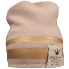 Bonnet microfibre Gilded Pink (12-24 mois)