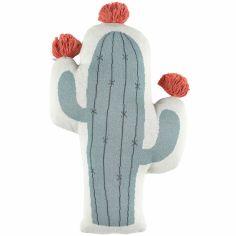 Coussin cactus Moris & Sacha (45 x 25 cm)