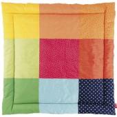 Tapis de jeu Baby Fit et Fun multicolore (100 x 100 cm) - Sigikid