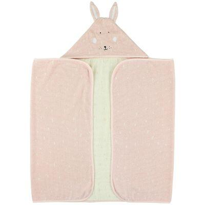 Cape de bain Mrs. Rabbit (70x 130cm)  par Trixie