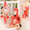 Spirale d'activités Flamingos le flamant rose  par Les Déglingos