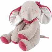 Peluche géante Anna l'éléphante (80 cm) - Noukie's