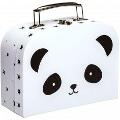 Valisette décorative panda