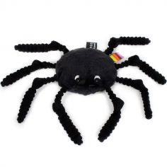 Peluche Les Ptipotos Ricominfou l'araignée (15 cm)
