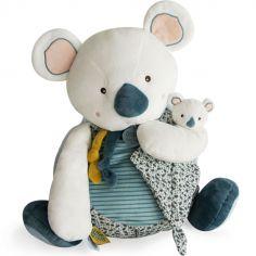 Peluche range pyjama Yoca le koala