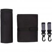 Accessoires pour sac Glam Signature noir  - Lässig