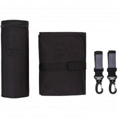 Accessoires pour sac Glam Signature noir