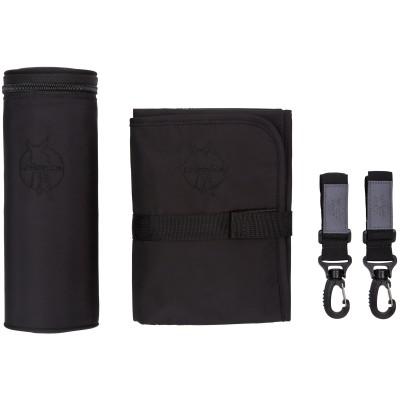 Accessoires pour sac Glam Signature noir   par Lässig