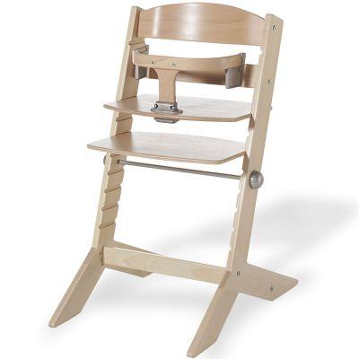 Chaise haute Syt évolutive naturelle  par Geuther