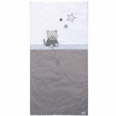 Edredon couvre-lit chaton (60 x 120 cm)