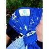 Echarpe de portage Sling Sukkiri bleu étoiles  par Lucky
