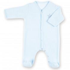 Pyjama léger terry Stary frost (naissance : 50 cm)