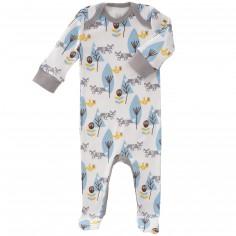 Pyjama léger Renard bleu (3-6 mois : 60 à 67 cm)
