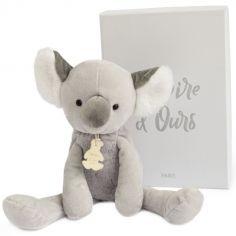 Coffret peluche Koala Sweety chou Copains câlins (30 cm)