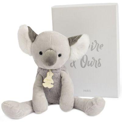 Coffret peluche Koala Sweety chou Copains câlins (30 cm)  par Histoire d'Ours