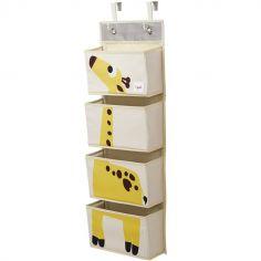 Vide-poches à suspendre Girafe