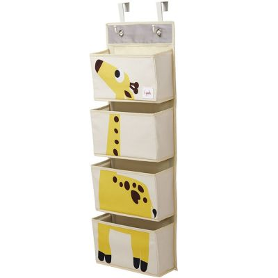Vide-poches à suspendre Girafe  par 3 sprouts