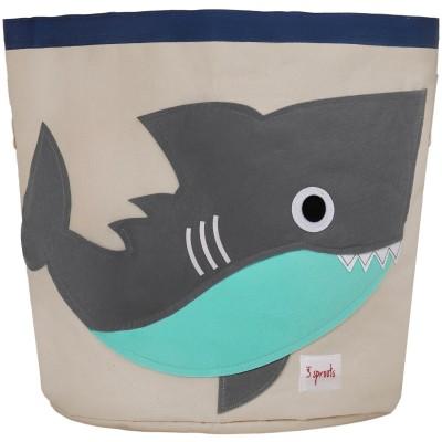 Sac à jouets Requin  par 3 sprouts