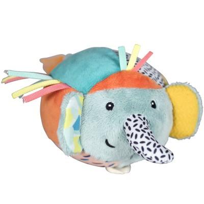Balle d'activités Ziggy l'éléphant Jungle Boogie  par Ebulobo