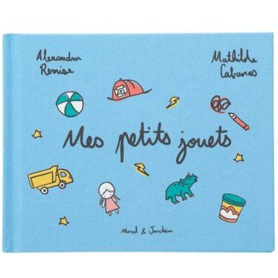 Livre Mes Petits Jouets Marcel et Joachim
