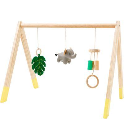 Arche de jeux en bois Jungle  par Little Big Friends
