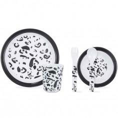 Coffret repas Leopard (5 pièces)
