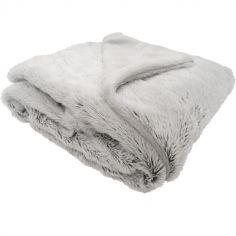 Couverture Microdoux Snow souris (75 x 100 cm)