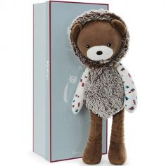 Peluche Gaston l'ourson Filoo (34 cm)