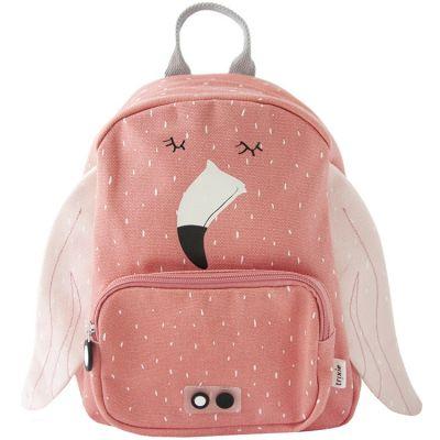 Sac à dos enfant Flamant rose Mrs. Flamingo  par Trixie