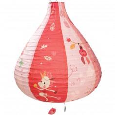 Lanterne Louise motifs phosphorescents