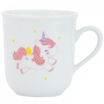 Lot de 2 tasses Thirs-tea Licorne