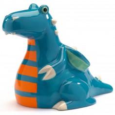 Tirelire dinosaure Féroce appétit