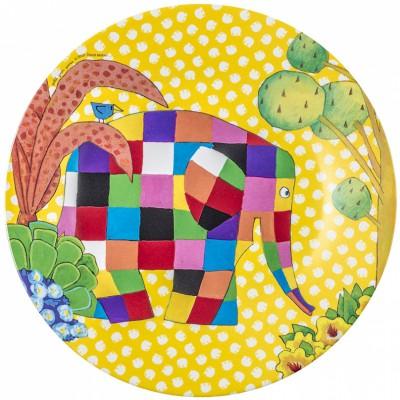 Petite Assiette plate Elmer Petit Jour Paris