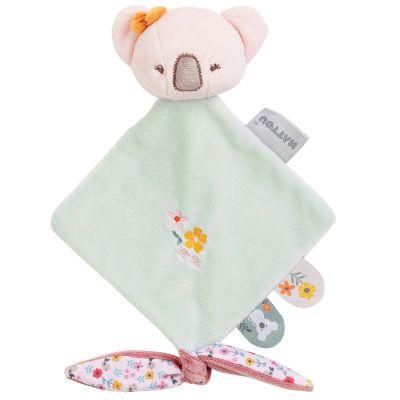 Doudou plat Iris le koala  par Nattou