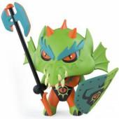 Figurine Drack knight - Djeco