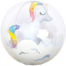 Balle gonflable licorne 3D (32 cm)  par Sunnylife